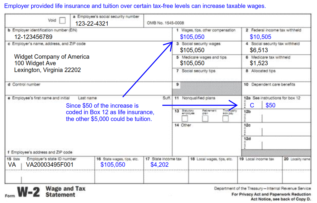 Understanding Tax Season: Form W-2 - Remote Financial Planner